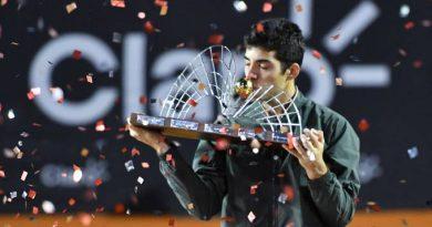 Aos 23 anos, chileno conquista Rio Open e entrará no Top 20 mundial