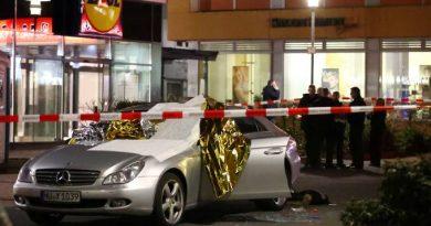 Atirador mata nove pessoas e comete suicídio em cidade próxima a Frankfurt