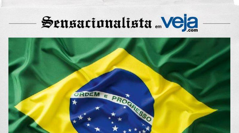 Brasil é rebaixado ao grupo de acesso (de raiva)