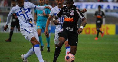 Campeonato Paulista: Corinthians perde para o Água Santa fora de casa