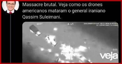 Deputado publica vídeo falso sobre ataque americano usando imagens de jogo