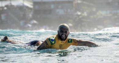 Ítalo Ferreira aponta ouro olímpico como nova meta do surfe brasileiro