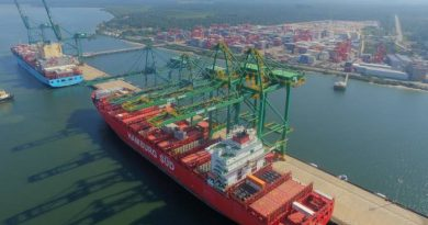 Movimentação de contêineres impulsona crescimento do Porto Itapoá