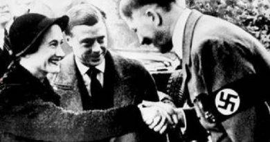 Os duques exilados com Hitler: isso sim foi real escândalo