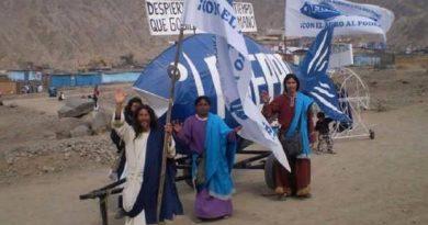 Partido que planeja impor estado religioso é o segundo mais votado no Peru