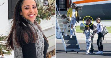 Quem é a brasileira que virou babá da família Kardashian