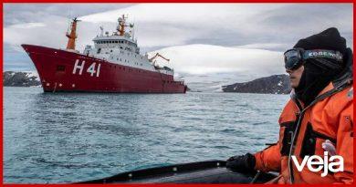 Reinauguração de base brasileira na Antártica é adiada