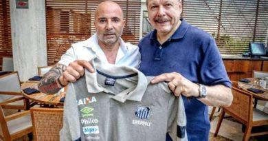 Ruptura do Santos com Sampaoli se deu há dez dias — entenda