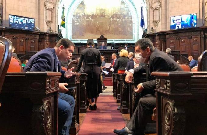 Assembleia Legislativa do Rio terá dois dias de votação remota