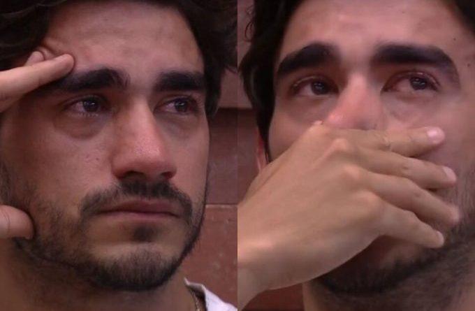 BBB20: Guilherme é emparedado e silenciado ao vivo por Tiago Leifert