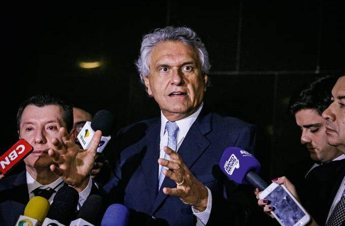"""Caiado rompe com Bolsonaro após pronunciamento: """"Ignorância não é virtude"""""""