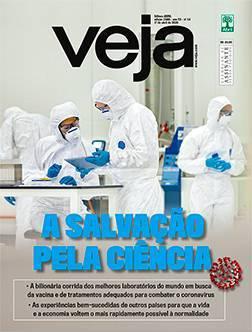 Coronavírus: a salvação pela ciência