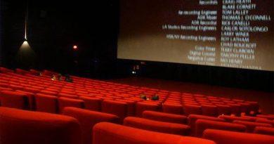 Coronavírus derruba bilheterias de cinema em mais de 70%