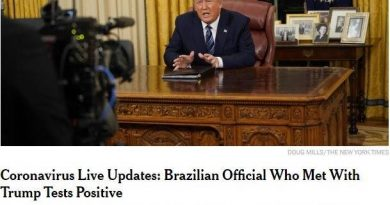 Coronavírus: Imprensa americana repercute encontro de Wajngarten com Trump