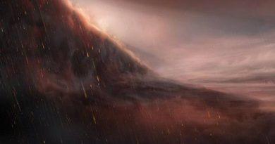 Descoberto planeta onde chove ferro derretido