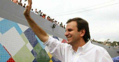 Eduardo Paes lidera intenções de voto para prefeitura do Rio