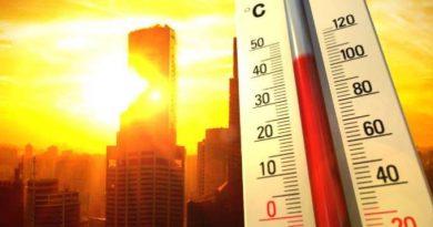 Estudo: mais de um décimo do planeta sofrerá stress térmico até 2100