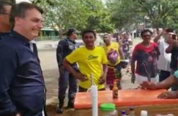 Facebook e Instagram removem vídeo de Bolsonaro por violação de regras