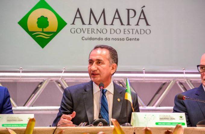 Faltou franqueza de Bolsonaro com os estados, diz governador do Amapá