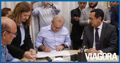 Firmino sanciona Lei de inspeção em prédios públicos e privados  Viagora