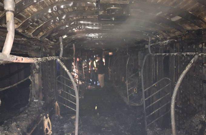 Incêndio no metrô de Nova York deixa um morto e 16 feridos