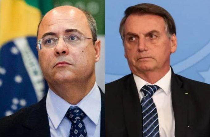 O que Witzel fará quando estiver cara a cara com Bolsonaro