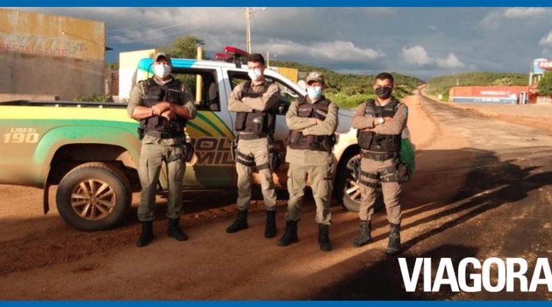 PM intensifica ações no combate ao coronavírus no Piauí
