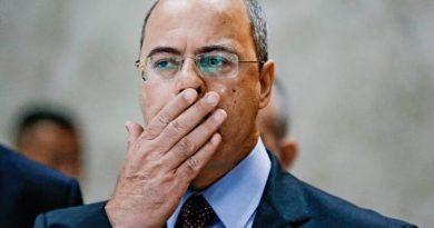 Pré candidato à sucessão de Bolsonaro, Witzel convive com mais uma crise