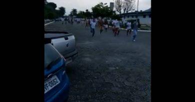 Presos fazem rebelião em cinco presídios de SP; centenas fogem