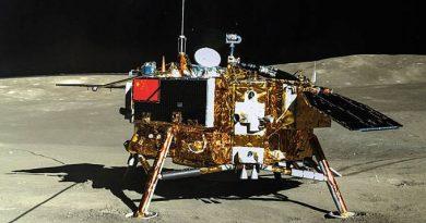 Sonda chinesa revela dados precisos da face escura da Lua