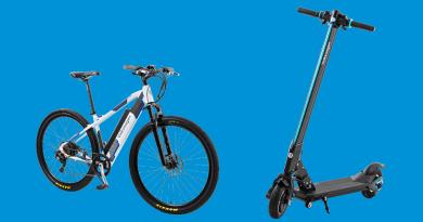 Volkswagen lança patinete e bicicleta elétricos
