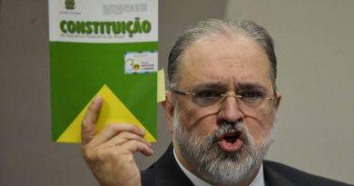 A PGR, Augusto Aras e as instituições que funcionam