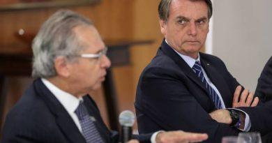 Bolsonaro despreza sugestões de Guedes para aliviar empresas