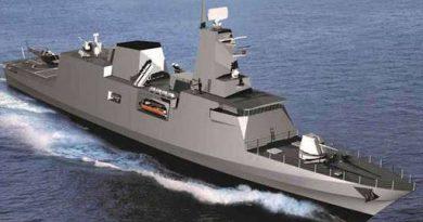 Comando da Marinha libera projeto bilionário de construção de navios