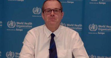 Coronavírus: OMS classifica situação na Europa como 'extremamente frágil'