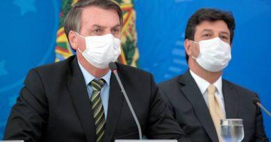 Em meioacrise com Bolsonaro, dispara aprovação doMinistérioda Saúde