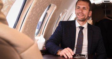 Empresa de aviação executiva se adapta e não vê crise