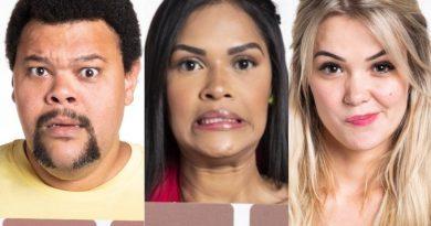 Enquete BBB: Babu, Flay e Marcela no paredão. Vote em quem deve sair!