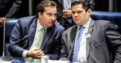 Governadores assinam carta de apoio a Maia e Alcolumbre contra Bolsonaro