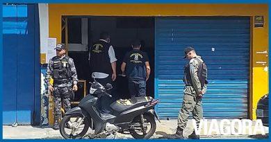 Guarda Municipal fecha mais de 30 estabelecimentos na zona Sudeste