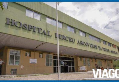 Hospital da PM inicia atendimento de casos suspeitos de Covid 19