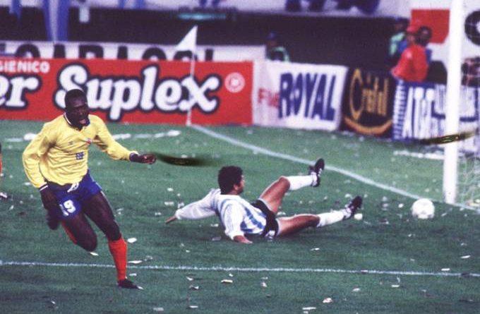 Para rever em casa: a goleada colombiana por 5 a 0, com narração argentina