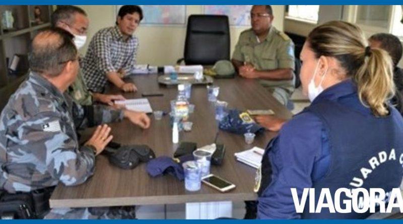 PM participa de reuniões sobre ações de combate ao coronavírus