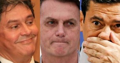 Sai Sergio Moro, entra Roberto Jefferson