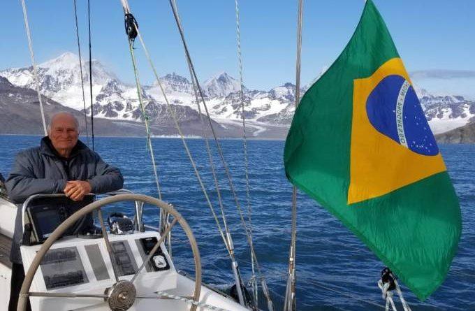 "Vilfredo Schurmann, isolado nas Malvinas: ""O mar é o lugar mais seguro"""