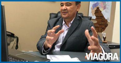 Wellington Dias envia à Alepi projeto para redução de gastos