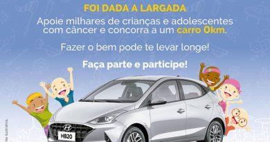 Instituto Ronald e Hyundai lançam campanha para para ajudar na luta do câncer infantojuvenil