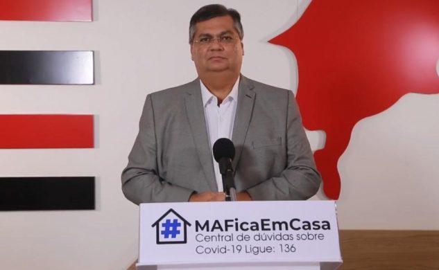 Comércios serão abertos em datas diferentes no Maranhão, afirma Flávio Dino