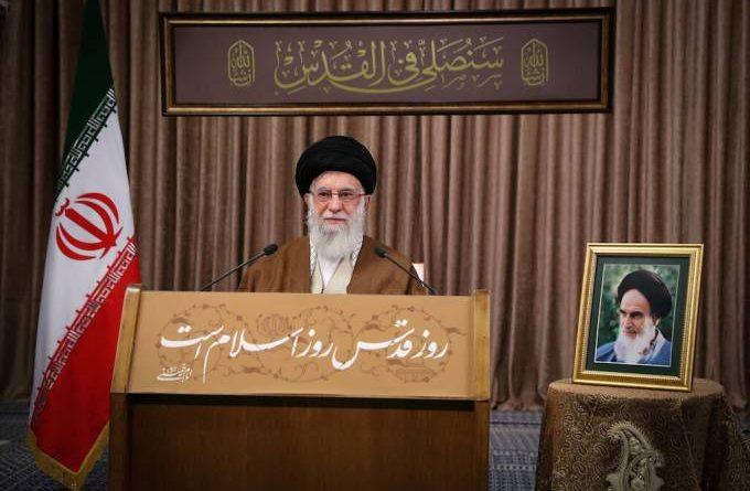 Israel é um 'tumor' na Palestina, diz líder supremo do Irã