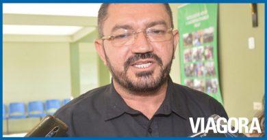 MP quer que prefeito Padre Walmir divulgue gastos da Covid 19